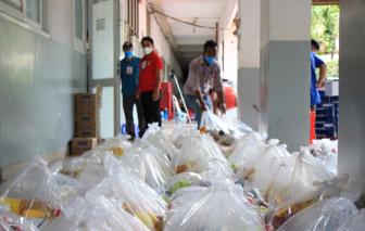 Hơn 1,6 triệu túi an sinh đã đến với người dân gặp khó khăn bởi dịch COVID-19