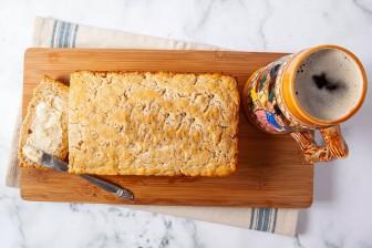 Cách làm bánh mì khi không có men nở