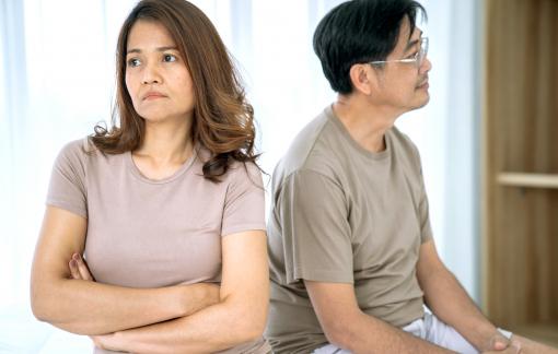 Giận chồng một cách… tạo cảm hứng