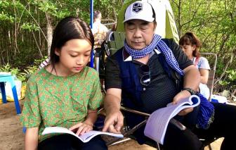 """Đạo diễn Trần Ngọc Phong và cuộc """"chạy đua"""" với """"Cơn giông"""""""