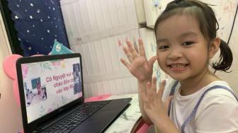 """Những nguyên tắc để """"kéo"""" học sinh tiểu học vào học online"""