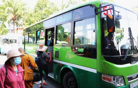 Nhớ lắm, xe buýt ơi!
