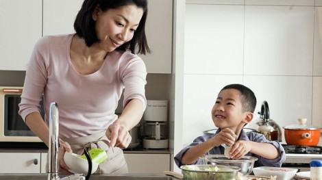 Lợi ích lâu dài khi dạy trẻ làm việc nhà