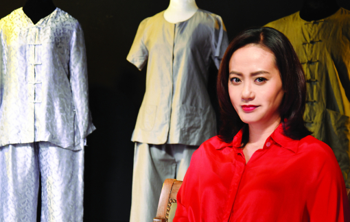 Diễn viên Hồng Ánh: Đời hay phim, phụ nữ vẫn vì chữ thương mà ở lại