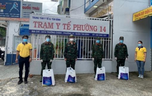 Sài Gòn và những ngày giãn cách
