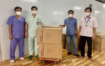 Bệnh viện Hữu nghị Việt - Đức tặng 645 máy tạo oxy cho TPHCM