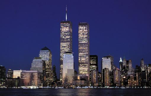 Chùm ảnh ký ức về vụ khủng bố 11/9/2001 ở Mỹ