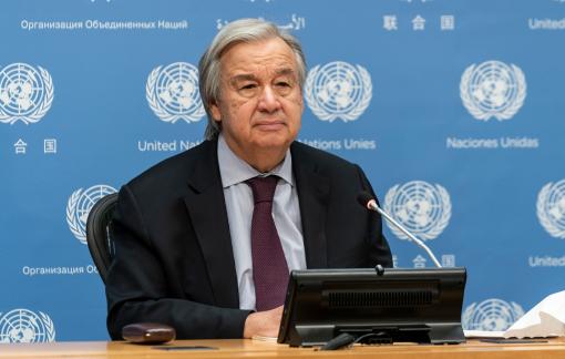 Liên Hợp Quốc kêu gọi các nước hành động về COVID-19 và biến đổi khí hậu