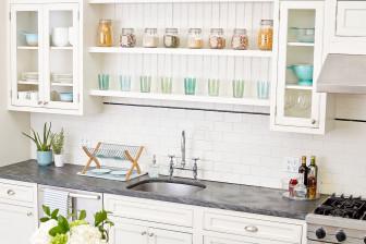 12 mẹo nhỏ để phòng bếp của bạn trông như trên tạp chí