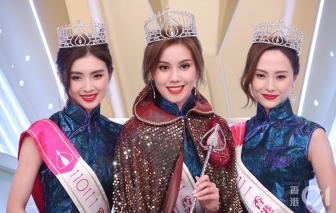 Tân Hoa hậu Hồng Kông lại gây tranh cãi về nhan sắc