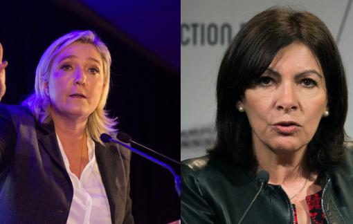 Hai nữ chính trị gia vận động tranh cử để trở thành nữ tổng thống đầu tiên của Pháp