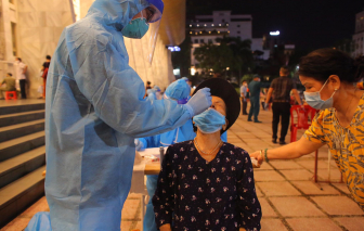 Ngày 14/9, 10.496 người mắc COVID-19, gần 6.000 ca nặng đang điều trị