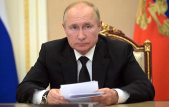 Nhiều cố vấn thân cận dương tính, Tổng thống Nga Putin tự cách ly