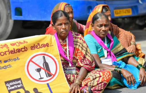 Ấn Độ: Cấm bia rượu sẽ làm giảm tình trạng bạo lực gia đình?