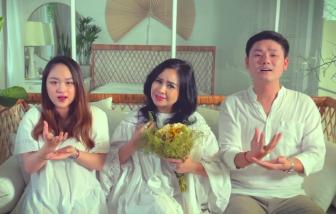 Ca sĩ Thanh Lam hát cùng con tại nhà, truyền năng lượng tích cực