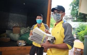 Hơn 4,7 triệu tờ báo được gửi tặng miễn phí đến người dân trong dịch COVID-19