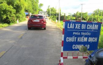 Phú Yên xe khách, xe buýt, taxi, xe hợp đồng được hoạt động; Khánh Hòa mở lại cảng Hòn Rớ