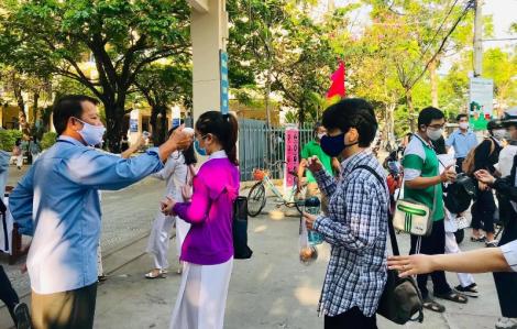 Đà Nẵng đón học sinh, giáo viên về thành phố trước ngày 1/10
