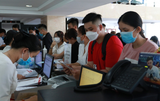 Đã có điểm chuẩn vào Trường ĐH HUFLIT, ĐH Quốc tế Sài Gòn, ĐH Quốc tế Hồng Bàng