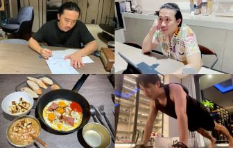 """Clip: Trấn Thành nấu ăn và học tiếng Hàn với """"cô giáo vợ"""""""