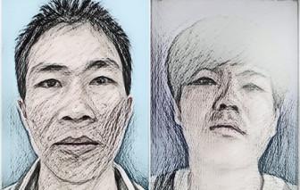 Hai phạm nhân trốn khỏi Trại giam An Phước đã bị bắt