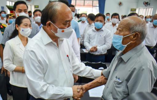 Thư Chủ tịch nước gửi cử tri TPHCM, động viên chống dịch