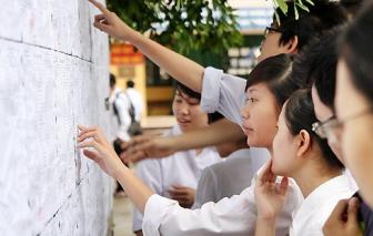 Bộ GD-ĐT tiết lộ 3 nguyên nhân khiến điểm chuẩn năm 2021 tăng vọt