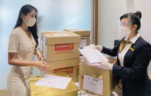 Sao kê xong, vợ chồng Thuỷ Tiên tuyên bố khởi kiện những cá nhân vu khống