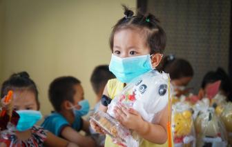 Mang Trung thu đến cho trẻ em có hoàn cảnh khó khăn