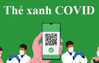 """TPHCM đề xuất """"Thẻ xanh COVID"""" chỉ cần tiêm ít nhất 1 mũi vắc xin"""