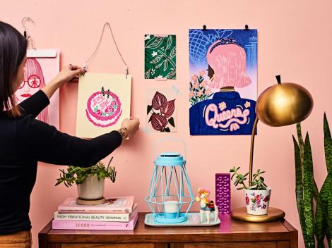 20 ý tưởng đơn giản để làm mới nội thất mà không tốn kém
