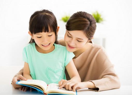 Học online: Các mẹ cũng học lại lớp Một