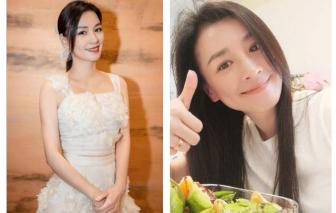 """Bí quyết duy trì cân nặng 43kg của mỹ nhân """"Trộm long tráo phụng"""" Trương Đình"""