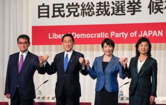 Nhật Bản tiến một bước đến khả năng lần đầu tiên có nữ thủ tướng