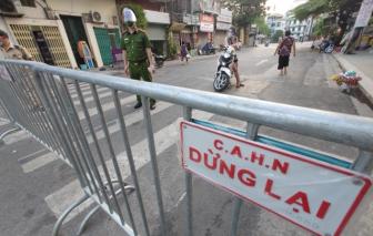 Sau ngày 21/9, Hà Nội không phân vùng và cho công trình xây dựng hoạt động lại
