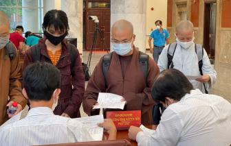Tình nguyện viên tôn giáo tham gia chống dịch có chế độ đặc biệt