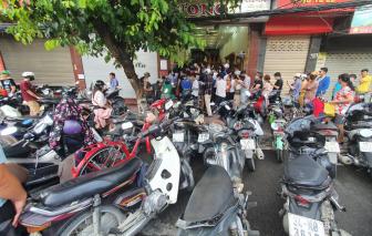 TPHCM: Để tình trạng đông người, cán bộ phụ trách địa bàn sẽ bị xử lý