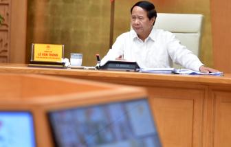 Phó thủ tướng Lê Văn Thành: Hướng đến việc dù có F0 xưởng vẫn được hoạt động