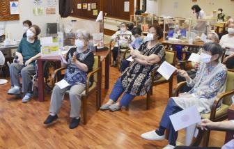 Dân số già của Nhật Bản đạt mức cao kỷ lục trên toàn cầu