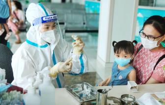 Dù dịch, đừng quên các loại vắc xin ngừa bệnh cho trẻ