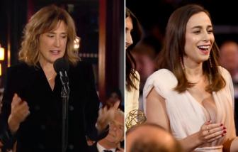 Emmy 2021: Tiếng nói nữ giới đã mạnh hơn