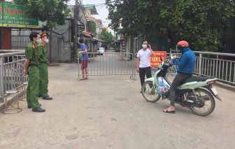 Từ 21/9, người dân Hà Nội không cần giấy đi đường khi lưu thông