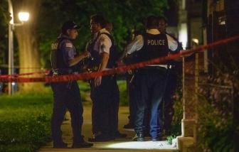 Ít nhất 43 người thương vong trong các vụ xả súng cuối tuần qua tại Mỹ