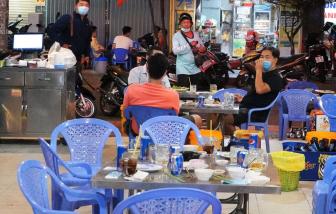 6 tiêu chí để cửa hàng kinh doanh ăn uống ở TPHCM được hoạt động lại