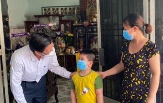 TPHCM: Sẽ có chính sách chăm lo lâu dài cho trẻ em mất cha, mẹ vì dịch COVID-19