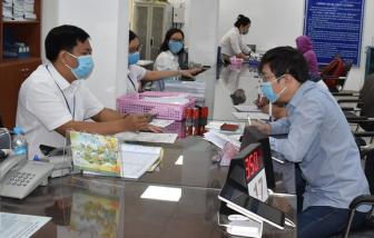 TPHCM: Người dân đến cơ quan hành chính làm việc phải có Thẻ xanh COVID-19