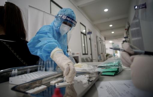 Ngày 20/9, số người mắc COVID-19 trong nước giảm mạnh nhất trong 1 tháng trở lại