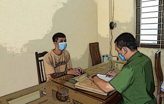 19 thanh niên tụ tập sử dụng trái phép ma túy, bất chấp dịch COVID-19