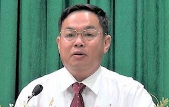 Chủ tịch huyện Long Điền nói chỉ xin nghỉ phép, không phải nghỉ việc vì chống dịch không tốt