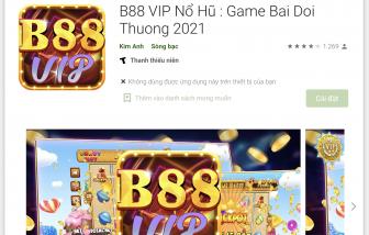 Đường dây đánh bạc 50 tỷ đồng bằng game đổi thưởng online bị triệt phá